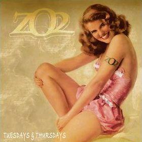 """Tuesdays and Thursdays"" by ZO2"