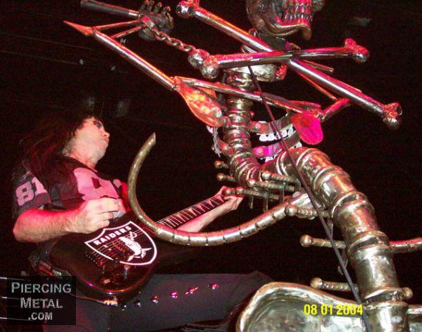 wasp, wasp concert photos
