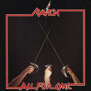 """""""All For One"""" by Raven"""
