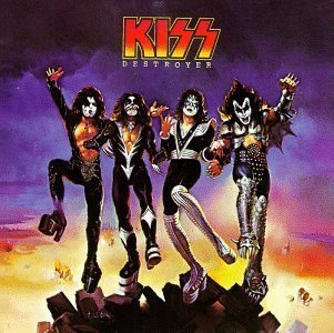 "KISS ""Destroyer"" Is Still Shouting Out Loud @ 40 Years (1976-2016)"