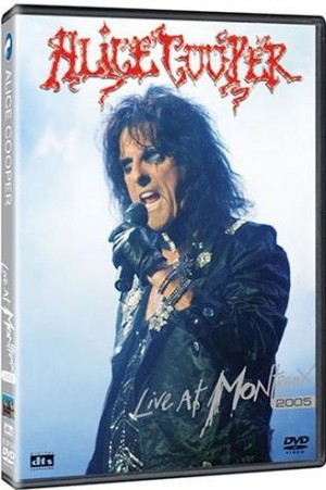 """""""Live At Montreux, 2005"""" by Alice Cooper"""