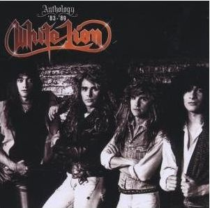"""Anthology '83-'89"" by White Lion"