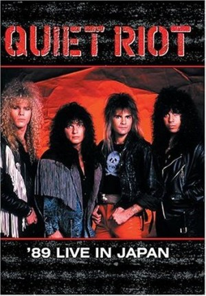 """'89 Live In Japan"" by Quiet Riot"