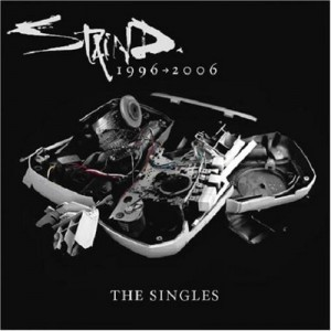 """""""1996-2006 The Singles"""" by Staind"""