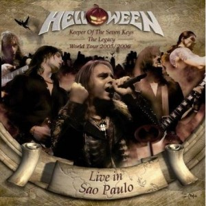 """""""Keeper Of The Seven Keys: The Legacy World Tour – Live In Sao Paulo"""" by Helloween"""