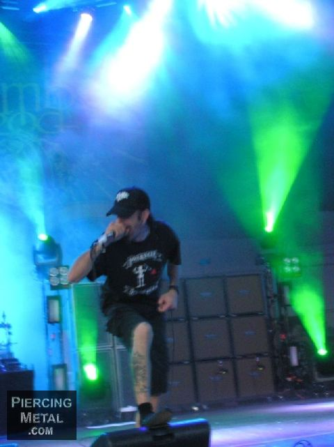 lamb of god, lamb of god concert photos, ozzfest 2007
