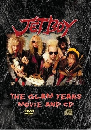 """The Glam Years"" by Jet Boy"