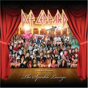 """""""Songs From The Sparkle Lounge"""" by Def Leppard"""