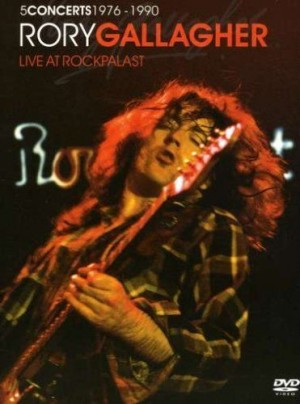 """""""Live At Rockpalast"""" (Boxed Set) by Rory Gallagher"""