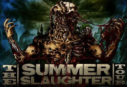 Black Dahlia Murder @ Fillmore at Irving Plaza (6/26/2008): Summer Slaughter 2008