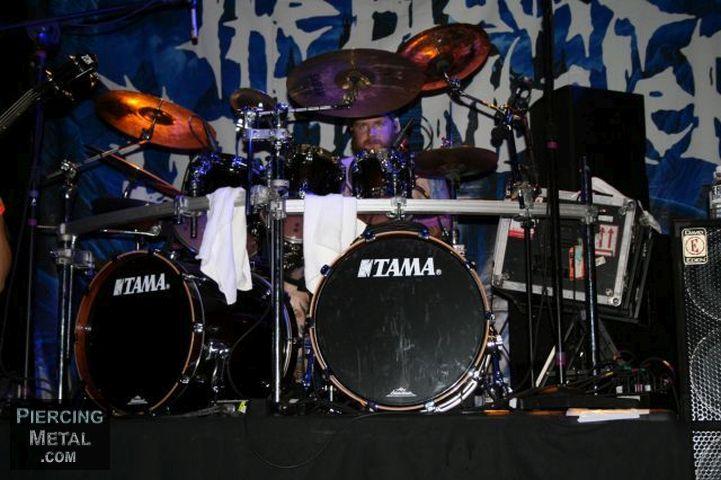 black dahlia murder concert photos, black dahlia murder, summer slaughter 2008