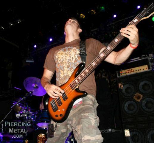 despised icon, despised icon concert photos, summer slaughter 2008