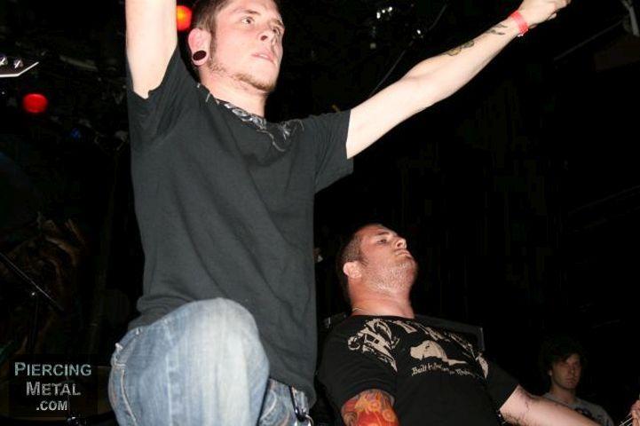 whitechapel, whitechapel concert photos, summer slaughter 2008