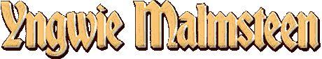 Logo - Yngwie Malmsteen