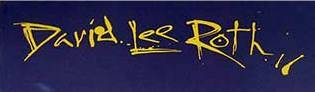 Logo - David Lee Roth