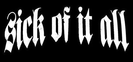 Logo - Sick Of It All