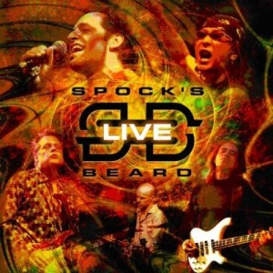 """Live"" by Spock's Beard"