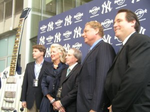 Yankees Senior Management
