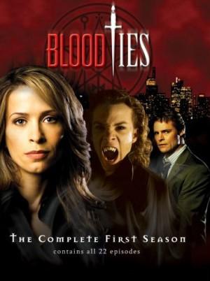 "Lifetime Television's ""Blood Ties"": Season One Boxed Set"
