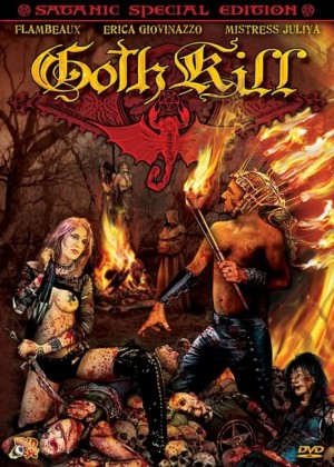 "Film Review: ""Gothkill"" (Satanic Special Edition)"