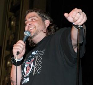 Comedian Jay Oakerson