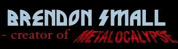 Logo - Brendon Small