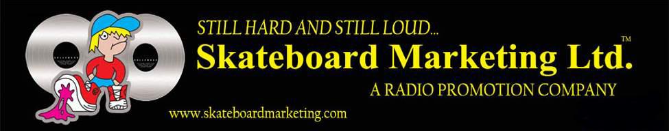 Logo - Skateboard Marketing