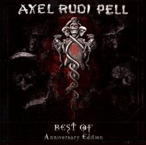 """Best Of – Anniversary Edition"" by Axel Rudi Pell"