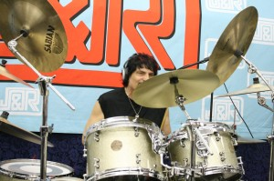 Carmine Performs & The Lampshade Cymbal