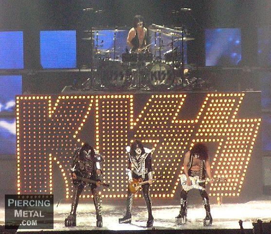 kiss, kiss concert photos