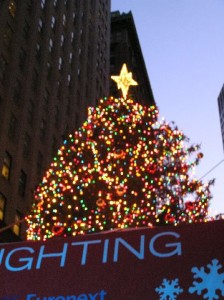 The NYSE Tree Goes Live!