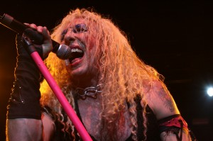 Twisted Sister's Dee Snider
