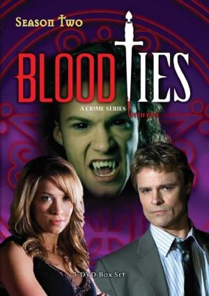 "Lifetime Television's ""Blood Ties"": Season Two Boxed Set"