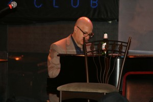 John Colianni from the Les Paul Trio