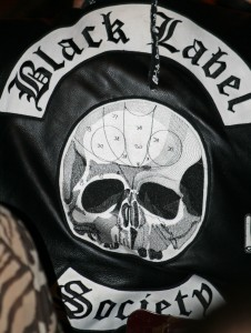 NYC Chapter BLS Regalia