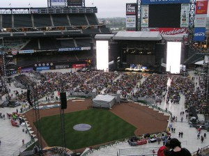 Citi Field - The View From Above