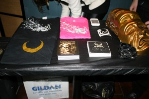 The Merchandise Table of Pui