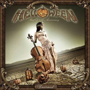 """""""Unarmed: Best Of 25th Anniversary"""" by Helloween"""
