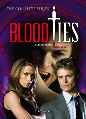 """Lifetime Television's """"Blood Ties"""" – The Complete Series"""