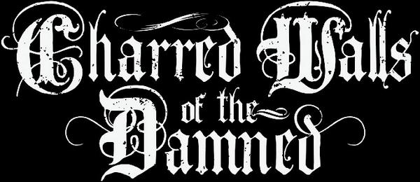Logo - Charred Walls Of The Damned