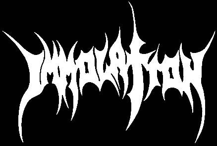 Logo - Immolation