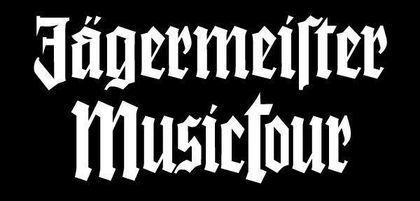 Logo - Jagermeister Musictour