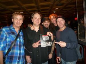 eddie trunk book signing, eddie trunk's essential hard rock and heavy metal book event, eddie trunk