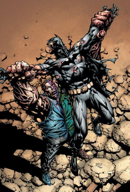 """""""Batman The Dark Knight"""" #2"""