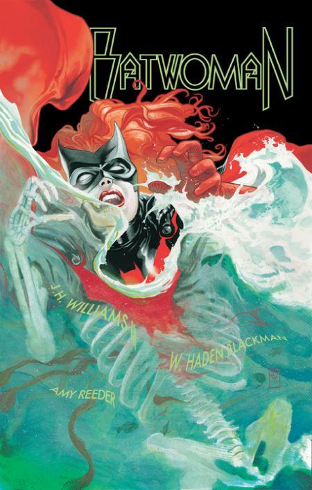"""""""Batwoman"""" #2"""