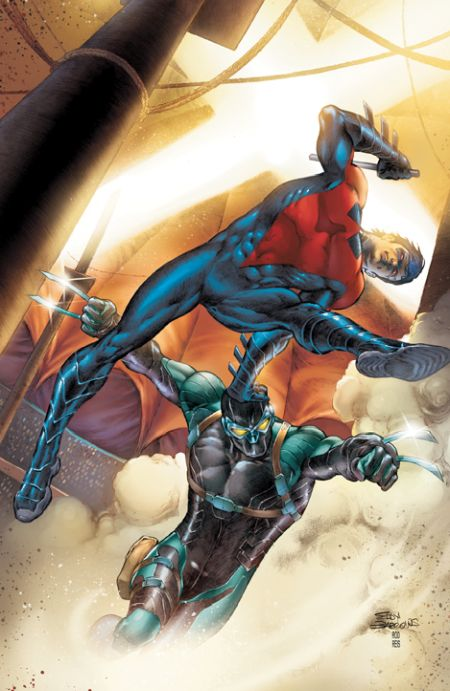 """Nightwing"" #2"