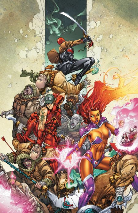 """""""Red Hood and The Outlaws"""" #2"""