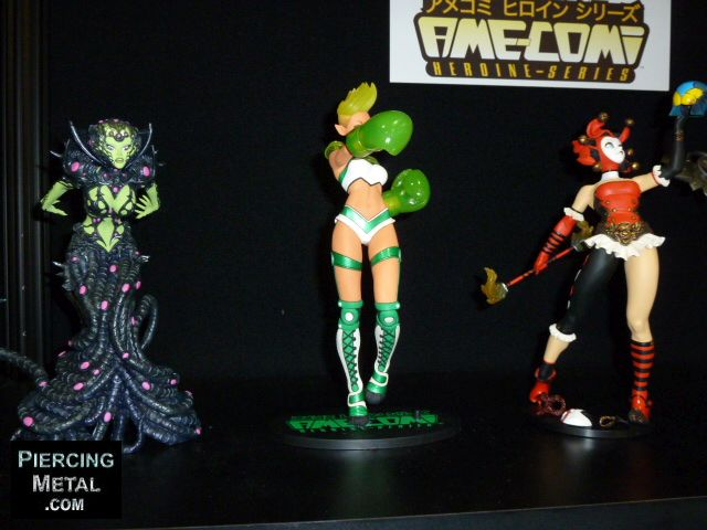 dc direct, toy fair 2012