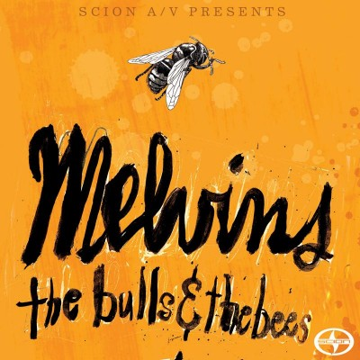 CD - Melvins - The Bulls and The Bees