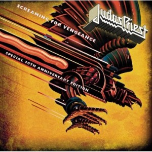 """Happy 30th Anniversary To Judas Priest's """"Screaming For Vengeance"""""""